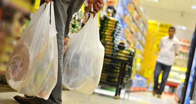 Naylon poşetler marketlerde ve mağazalarda 1 Ocak 2018'den itibaren yasaklanacak