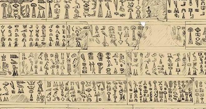 3 bin 200 yıllık Luvi tabletinin bulunması için keşif yapıldı