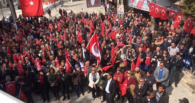 CHP'li Muharrem İnce Andırın'da çok fena rezil oldu!