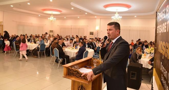 Türkoğlu'nda yerel buluşmalar istişare toplantısı