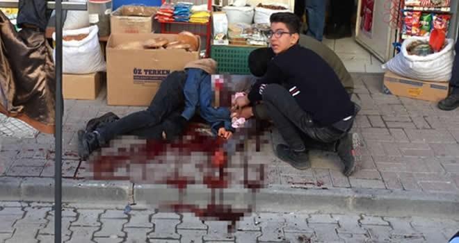 Seyyar satıcılar arasında bıçaklı kavga: 1 ölü