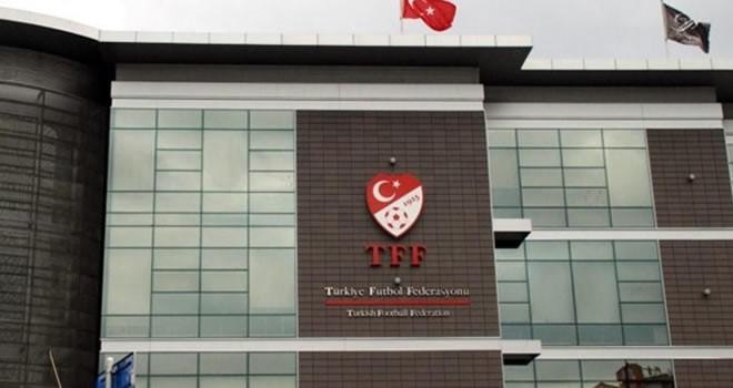 TFF'den 8 kulübe 'puan silme' cezası!