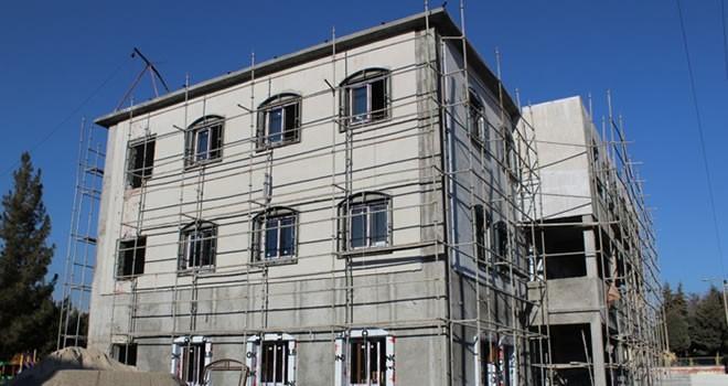 Kahramanmaraş Büyükşehir Belediyesi'den bir sosyal tesis daha