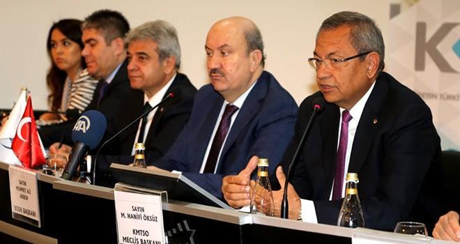 KMSTO Başkanı Öksüz: 'Sanayicilerimiz Bilançolarını Güçlendirmeli'