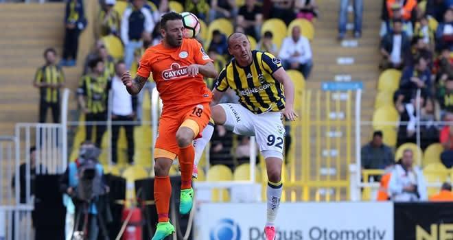 Fenerbahçe'den 2 gollü galibiyet