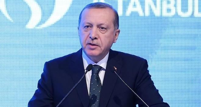 Erdoğan: Ülkemize yönelik ekonomik saldırılar durmuş değil
