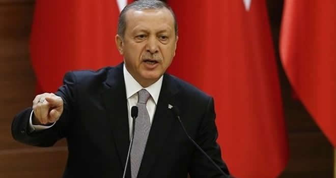 Cumhurbaşkanı Erdoğan: ''İran ile ambargoyu ABD deldi''