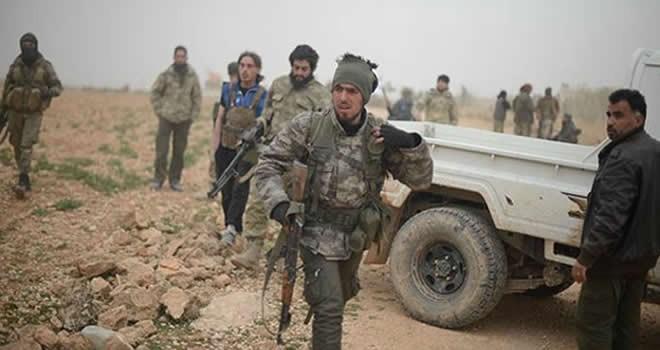 ÖSO İdlib'e girdi!