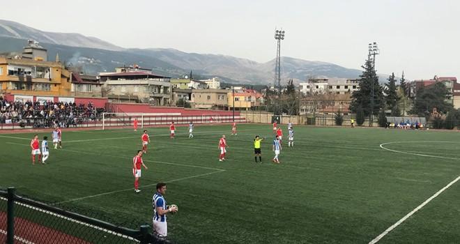 Türkoğlu Belediyespor-Pazarcık Belediye Aksuspor maç sonucu: 2-1