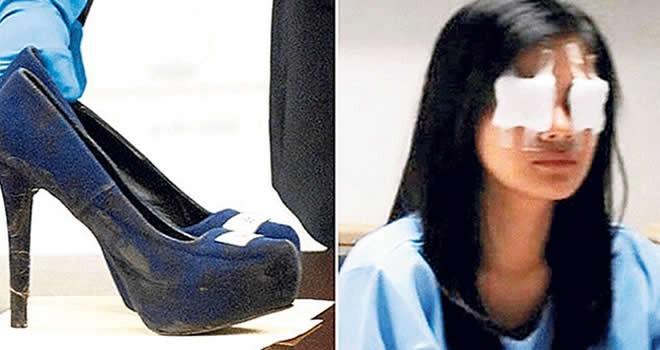 Topuklu ayakkabı silahtır diyoruz anlatamıyoruz (!)