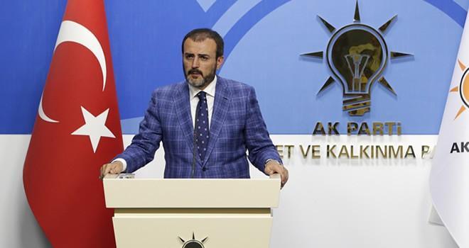 AK Parti Sözcüsü Ünal'dan zehir zemberecek cevap!