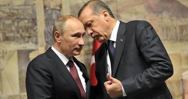 Erdoğan'dan Putin'e 'vana' yanıtı...