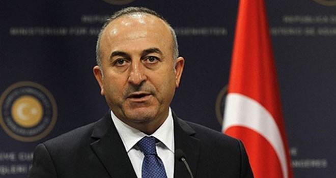 Bakan Çavuşoğlun'dan flaş Afrin açıklaması