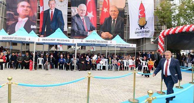 Ilıca İmam Hatip Ortaokulu ve öğrenci yurdu açıldı