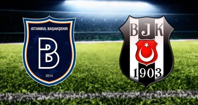 Canlı maç izle! Başakşehir-Beşiktaş maçı beIN Sports canlı yayın izle