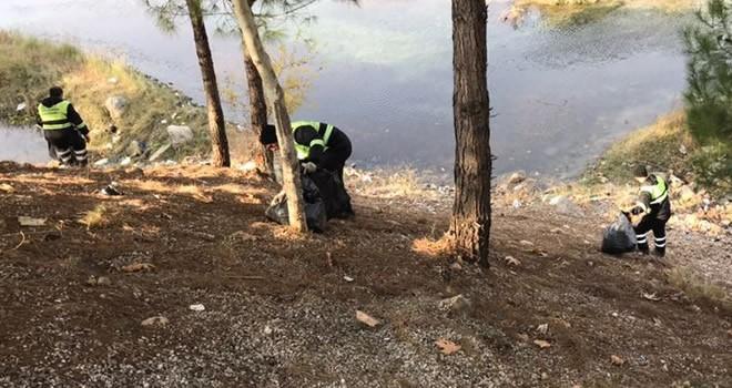 Kahramanmaraş'ta çevre temizliği