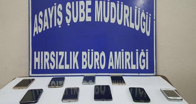 Kahramanmaraş'ta iş yerlerinden hırsızlık yapan 6 kişi tutuklandı