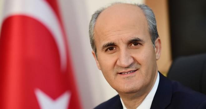 Başkan Okay'dan Ramazan Bayramı mesajı