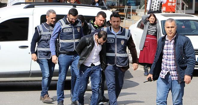 Kahramanmaraş'ta motosiklet hırsızları yakalandı