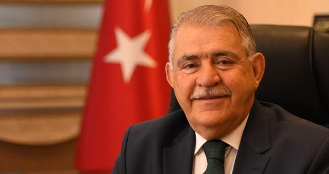 Başkan Mahçiçek'ten, 10 Kasım Atatürk'ü anma mesajı