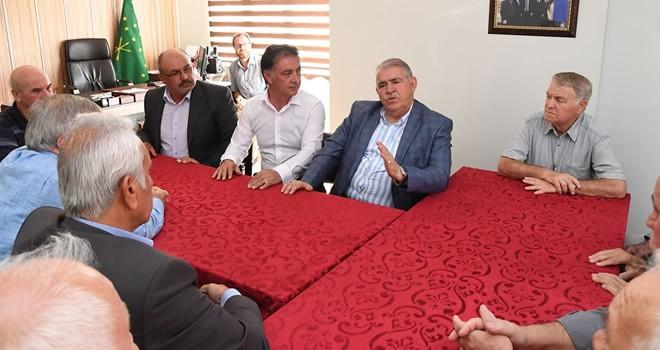 Başkan Mahçiçek, Kahramanmaraş Kafkas Kültür Derneği'nin aşure programına katıldı