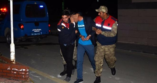 Kahramanmaraş'ta cezaevi firarisi 81 gün sonra yakalandı