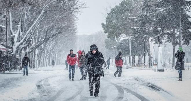 İşte herkesin merak ettiği soru... Kış ne zaman gelecek ?