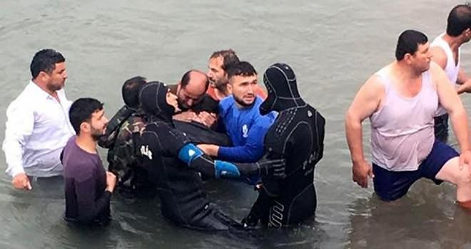 Osmaniye'de hafif ticari araç sulama kanalına düştü: 1 ölü