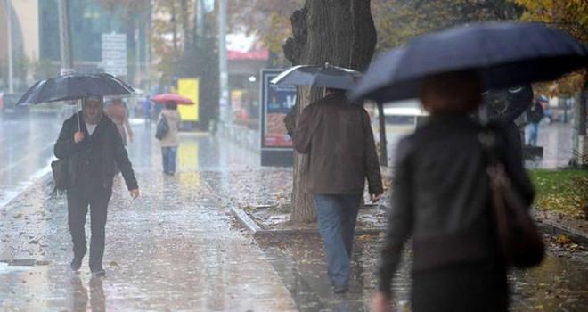 Kahramanmaraş'ta gece saatlerinde sağanak yağış bekleniyor