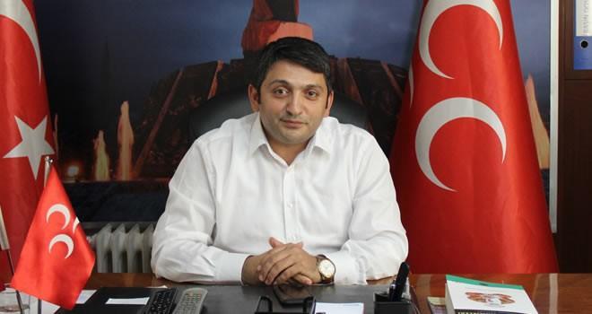 Başkan Özkan: 'Tekke'nin geri dönüşüm projesi MHP'nin 1994 yılında seçim beyannamesinde vardı'