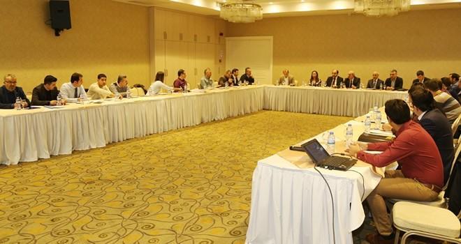 'K' türü taşıma belgesi koordinasyon toplantısı Kahramanmaraş'ta yapıldı