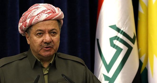 Barzani'nin komutanı konuştu! 'Geri çekildik...'