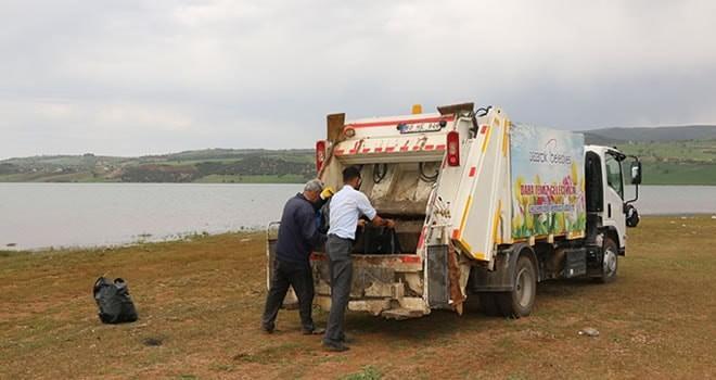Pazarcık Belediyesi temizlik çalışmalarını başlattı!