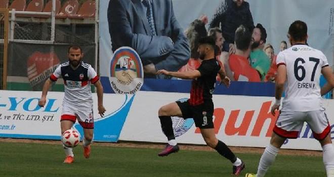 Kocaeli Birlikspor - Kahramanmaraşspor maç sonucu: 0-3
