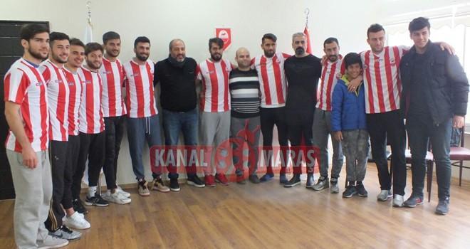 Kahramanmaraşspor'dan 11 transfer birden!