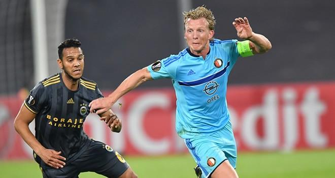 Fenerbahçe deplasmanda Feyenoord'u 1-0 mağlup etti