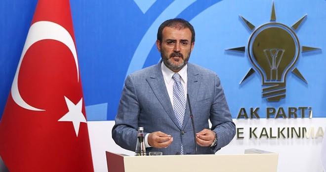 AK Parti'den Kılıçdaroğlu'nun sözlerine ilişkin ilk açıklama