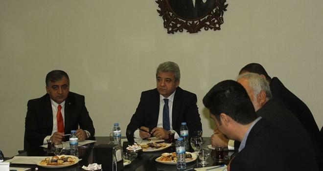 KMTSO'da Dahilde İşleme Rejimi tartışıldı