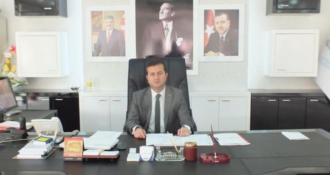 Başkan Bozdağ'dan Adana'ya Taziye Mesajı