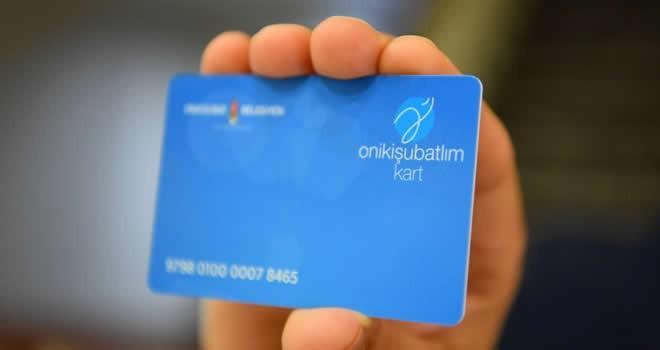 Onikişubat'ta 20 bin vatandaşa alışveriş kartı
