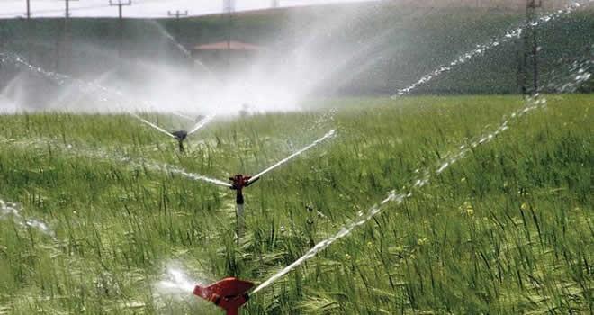 Kahramanmaraş'ta 22 bin 500 dekar alan suyla kavuşacak