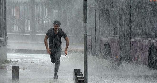Kahramanmaralılar dikkat! Meteoroloji'den sağanak yağış uyarısı