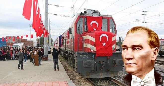 Atatürk'ün Narlı'ya gelişinin 85'inci yıl dönümü