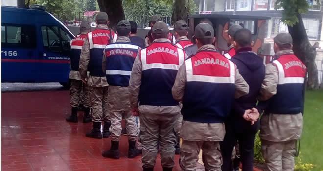 Kahramanmaraş'ta 2 kilogram 'skank' ele geçirildi