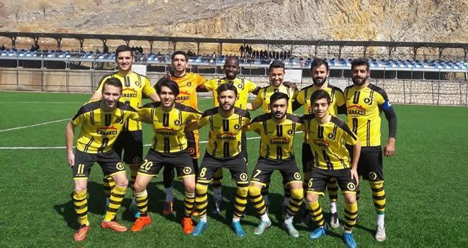 62 Pertekspor-Kahramanmaraş Fidanspor maç sonucu: 1-2