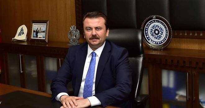 Başkan Erkoç'tan 'Ramazan Bayramı' mesajı