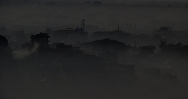 Kahramanmaraş'ta hava kalitesi alarm veriyor
