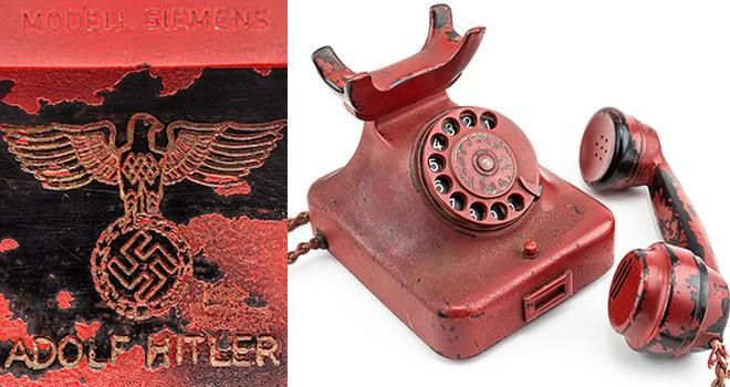 Nazi lideri Adolf Hitler'in telefonu 243 bin dolara satıldı