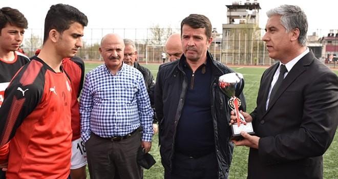 Türkoğlu Belediyespor Türkiye bölge şampiyonalarına katılmaya hak kazandı