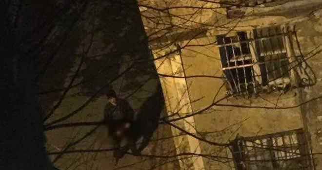 Kız yurdunun önünde 2 yıldır bitmeyen taciz skandalı